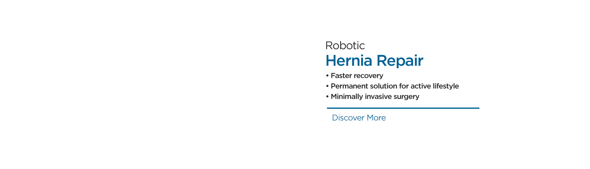 Robotic Hernia Surgery, What Makes Robotic Hernia Surgery So Effective?